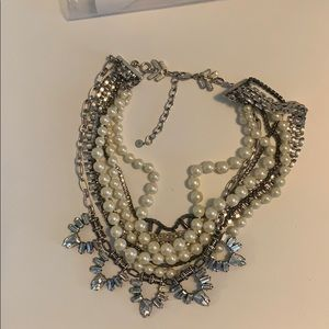 Starlett pearl necklace Stella and dot